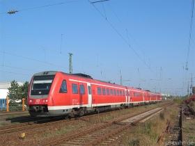 DB AG | 612 501-7 | Gau-Algesheim | 17.10.2006 | (c) Uli Kutting