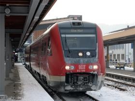 DB AG | 612 580 | Oberstdorf | 27.01.2010 | (c) Uli Kutting