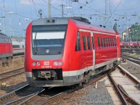 DB AG | 612 646-0 | Mainz Hbf | 23.08.2006 | (c) Uli Kutting