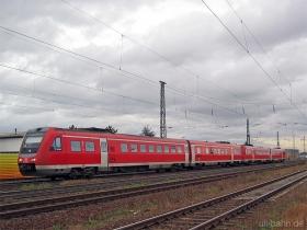 DB AG | 612 648-6 | Gau-Algesheim | 21.11.2006 | (c) Uli Kutting