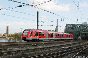 DB AG | 620 530 | Köln Hbf | 29.10.2015 | (c) Uli Kutting