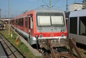 DB | 628 201 | Koblenz Hbf | 11.10.2015 | (c) Uli Kutting