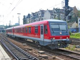 DB | 628 464-7 | Mainz Hbf | 28.06.2006 | (c) Uli Kutting