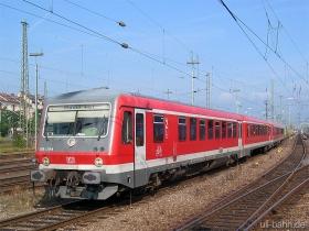 DB | 628 479-8 | Mainz Hbf | 23.08.2006 | (c) Uli Kutting