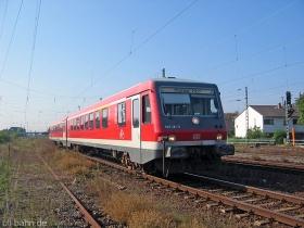 DB | 628 484-8 | Gau-Algesheim | 17.10.2006 | (c) Uli Kutting