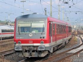 DB | 628 486-3 | Mainz Hbf | 23.08.2006 | (c) Uli Kutting