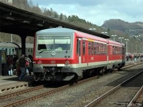 DB | 628 491-3 | Gerlostein | 4.04.2010 | (c) Uli Kutting