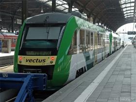 VECTUS | VT 205 | Wiesbaden Hbf | - | (c) Uli Kutting