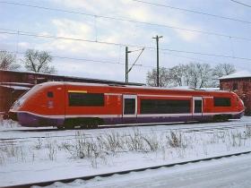 DB AG | 641 021-1 | Gotha Hbf | 29.01.2005 | (c) Uli Kutting