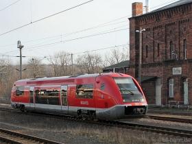 DB AG | 641 026-0 | Gotha Hbf | 28.12.2008 | (c) Uli Kutting