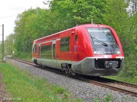 DB AG | 641 034-4 | Schnepfenthal | 13.05.2006 | (c) Uli Kutting