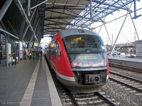 DB AG | 642 060-8 | Erfurt Hbf | 2.12.2006 | (c) Uli Kutting