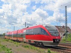 DB AG | 643 023-5 | Gau-Algesheim | 30.05.2006 | (c) Uli Kutting