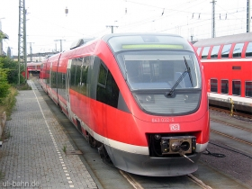 DB AG | 643 032-6 | Koblenz Hbf | 5.08.2006 | (c) Uli Kutting