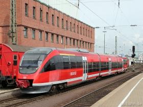 DB AG | 643 512-7 | Koblenz Hbf | - | (c) Uli Kutting