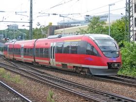 DB AG | 643 512-7 | Mainz Hbf | 29.06.2003 | (c) Uli Kutting