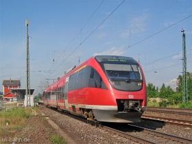 DB AG | 643 518-4 | Gau-Algesheim | 27.06.2006 | (c) Uli Kutting