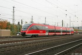 DB AG | 643 537 | Koblenz Lützel | 30.10.2015 | (c) Uli Kutting