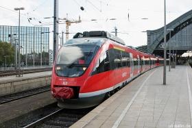 DB AG | 644 523 | Köln Hbf | 29.10.2015 | (c) Uli Kutting