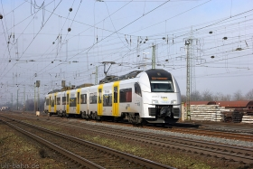 TransRegio | 460 007-8 | Koblenz-Lützel | 28.02.2015 | (c) Uli Kutting