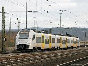 TransRegio | 460 504-4 | Koblenz-Lützel | 18.12.2015 | (c) Uli Kutting