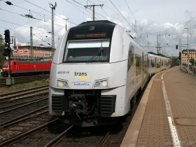 TransRegio | 460 511-9 | Koblenz Hbf | 29.04.2009 | (c) Uli Kutting