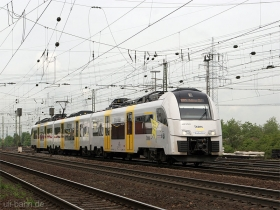 TransRegio | 460 515-0 | Koblenz-Lützel | 29.04.2009 | (c) Uli Kutting