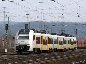 TransRegio | 460 516-8 | Koblenz-Lützel | 17.03.2010 | (c) Uli Kutting