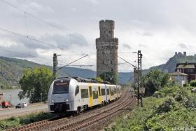 TransRegio | 460 517-6 | Oberwesel | 15.09.2015 | (c) Uli Kutting