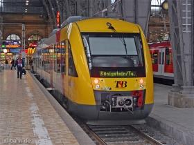 HLB | VT 202 | Frankfurt Hbf | 13.02.2007 | (c) Uli Kutting