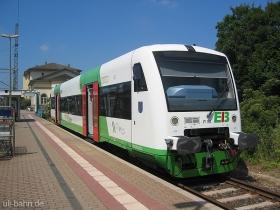 Erfurter Industriebahn | VT 002 | Gotha Hbf | 1.07.2006 | (c) Uli Kutting