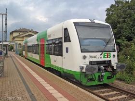 Erfurter Industriebahn | VT 003 | Gotha Hbf | 12.08.2006 | (c) Uli Kutting