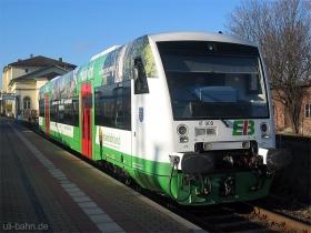 Erfurter Industriebahn | VT 009 | Gotha Hbf | 26.12.2006 | (c) Uli Kutting