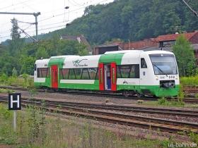 Südthüringenbahn | VT 106 | Eisenach | 12.08.2006 | (c) Uli Kutting
