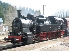 DR | 94 1292 | Schmiedefeld | Ostern 2004 | (c) Uli Kutting