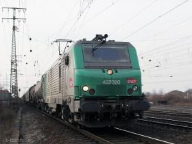 SNCF / FRET | 437020 | Koblenz Lützel | 17.03.2010 | (c) Uli Kutting