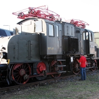 BR E71 - DB / DR