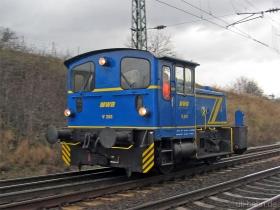 MWB | Köf III | V241 | Gau-Algesheim | 19.01.2007 | (c) Uli Kutting