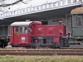 DB | 322 607-3 | Wiesbaden (InfraServ) | 17.01.2008 | (c) Uli Kutting