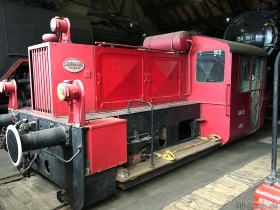 DB | 323 156 | Köf 6449 | Dampflokmuseum Hermeskeil | 3.05.2015 | (c) Uli Kutting