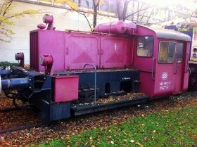 DB | 323 602-3 | Wiesbaden (InfraServ) | 31.10.2011 | (c) Uli Kutting