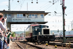 DB | 333 068-5 | DB Museum Koblenz | 14.06.2015 | (c) Uli Kutting