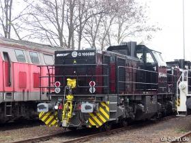 MRCE | G1000BB - 500 1577 | aka 261 577-1 | Bischofsheim | 6.12.2006 | (c) Uli Kutting