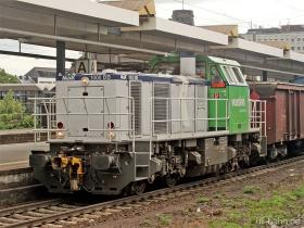 Vossloh | G1000BB  - 1001322-2002 | aka 261 332-1 | Koblenz | 15.08.2007 | (c) Uli Kutting