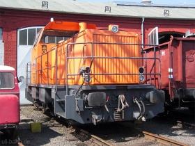 KSW | MaK G763C - V32 | Südwestfälisches Eisenbahnmuseum Siegen | 12.08.2007 | (c) Uli Kutting
