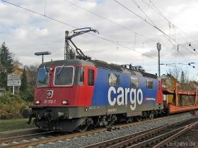SBB cargo | Re 421 375-7 | Wiesbaden Biebrich | 22.11.2006 | (c) Uli Kutting