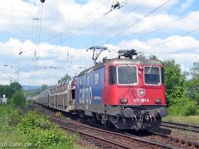 SBB cargo | Re 421 381-5 | Wiesbaden Biebrich | 6.06.2006 | (c) Uli Kutting