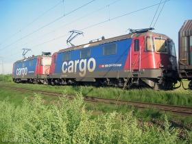 SBB cargo |Re 421 383-1 | Re 421 372-4 | Gau-Algesheim | 21.09.2006 | (c) Uli Kutting
