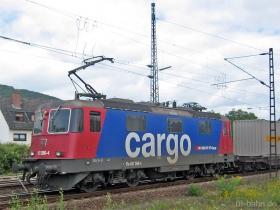 SBB cargo | Re 421 386-4 | Niederlahnstein | 22.06.2006 | (c) Uli Kutting