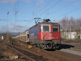 SBB cargo | Re 421 386-4 | Wiesbaden Biebrich | 15.02.2007 | (c) Uli Kutting